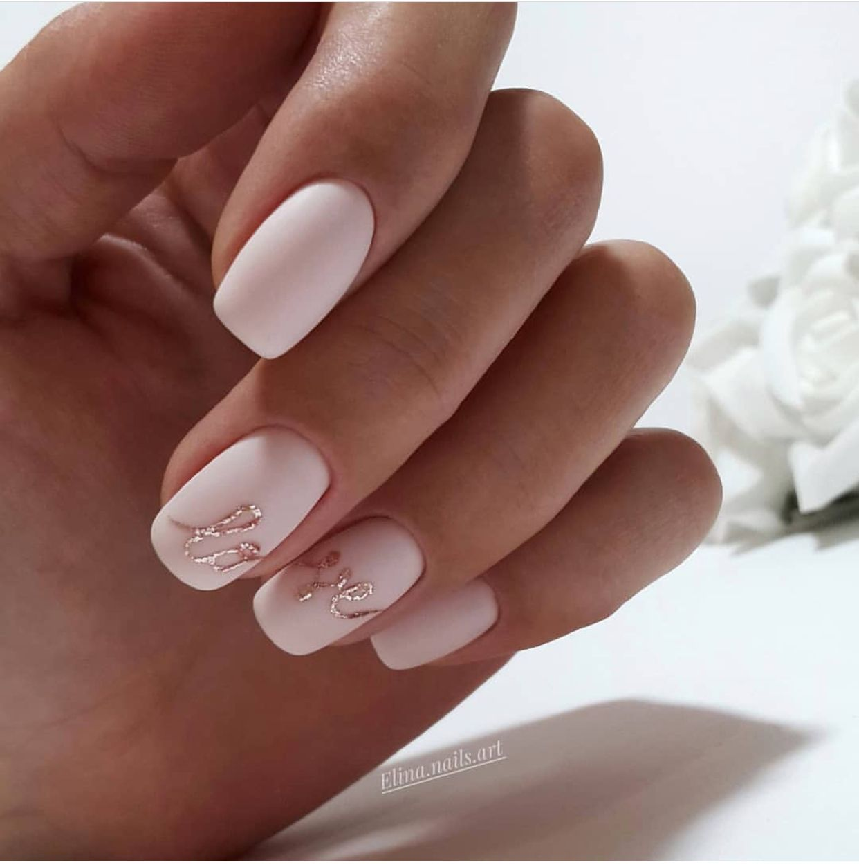 ♡ PRETTY NAIL ART @elina.nails.art #PrettiestManicures #BestManicures #mzmanerzbestmanicures #MzManerz |Be Inspirational ❥|Mz. Manerz: Being well dressed is a beautiful form of confidence, happiness & politeness