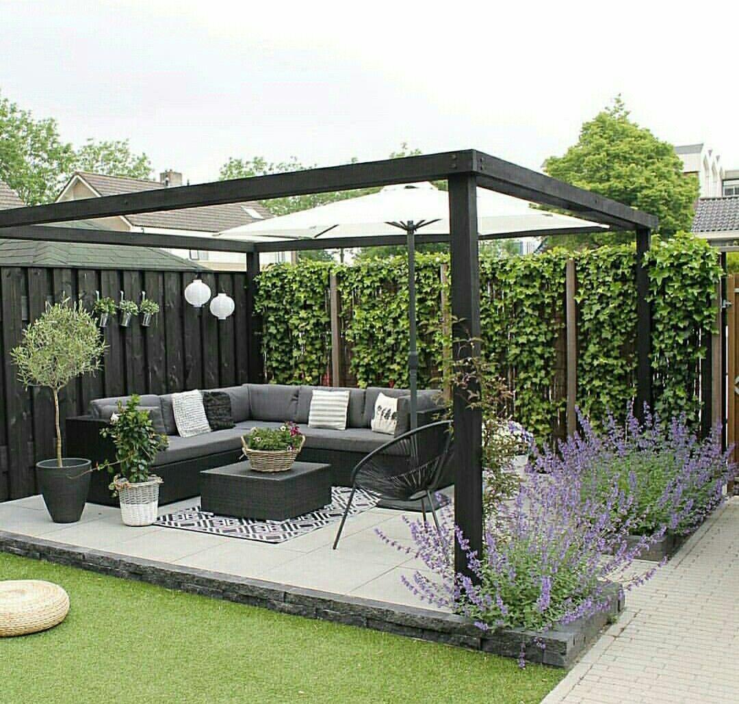 Pin de leetsa anfoqa en garden pinterest terrazas for Ideas para el patio trasero