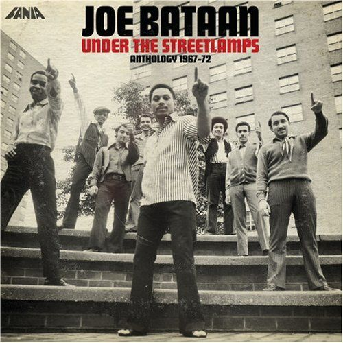 Joe Bataan Joe Bataan Anthology Album Cover