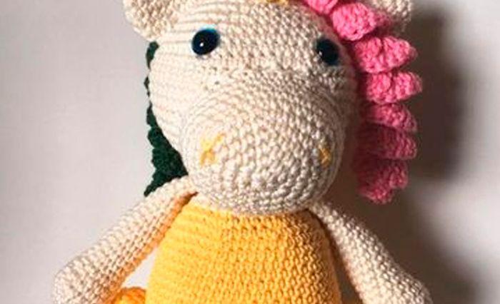 Amigurumi Unicornio Tutorial : Amigurumi como hacer un unicornio en crochet bibi crochet