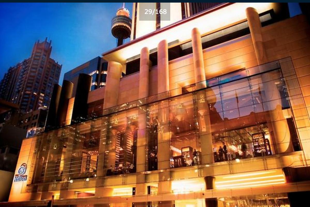 Hilton Sydney Australia 488 George Street In 2020 Sydney