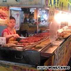 25. Taiwanese sausage with sticky rice (大腸包小腸)