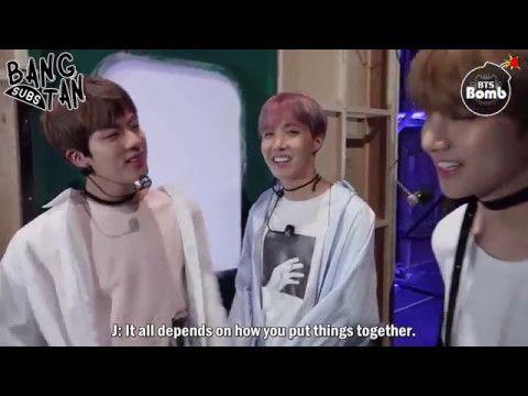 ENG] 170506 BOMB: Jin's Q&A time @ M countdown comeback
