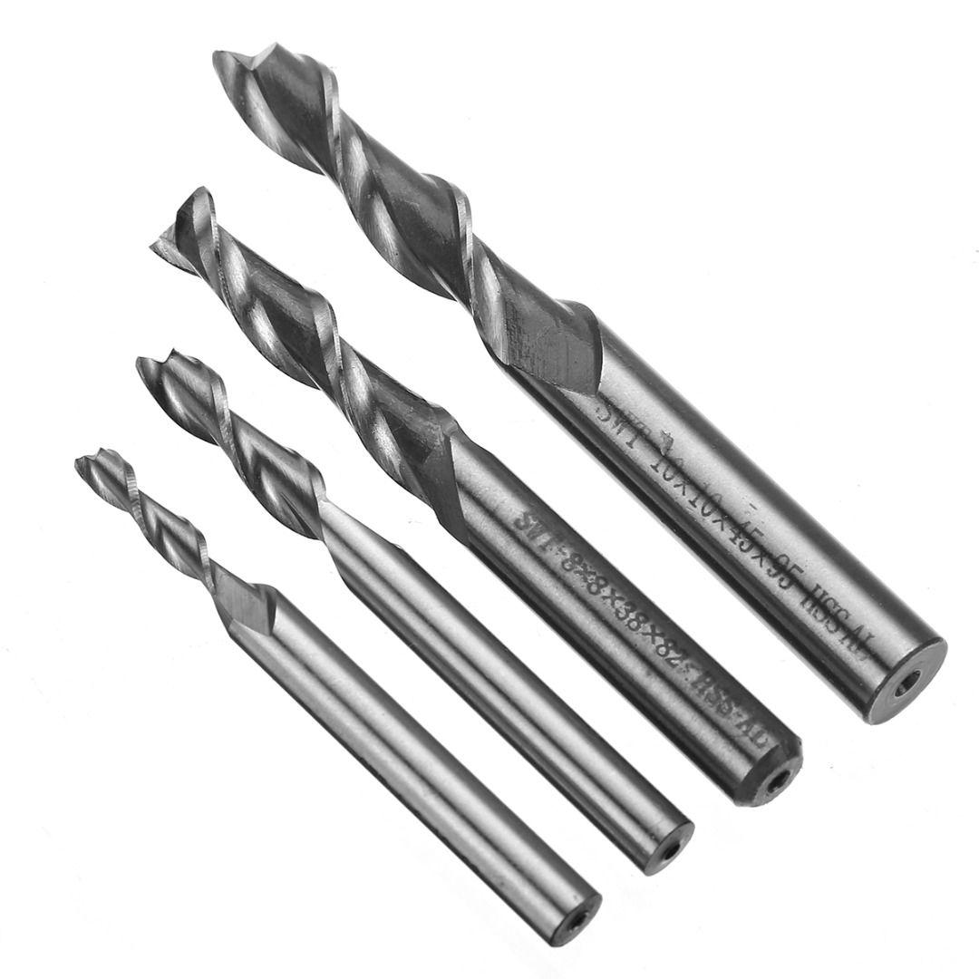 6mm HRC50 4 flute extra long shank 150MM Carbide End Mill milling cutter CNC