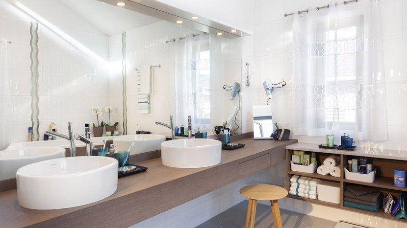 Bäder, Familienbad, Wellness Oase, Dusch WC   SchwörerHaus   Schwörer haus, Fertighäuser ...