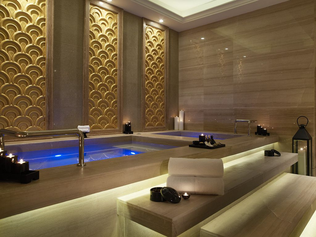 The Westin Hefei Baohe—Spa Treat Room   Zen-Relax   Pinterest   Spa ...