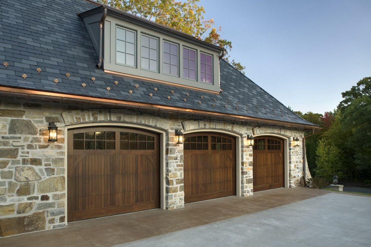 Picture of cool garage doors that will grab your attention