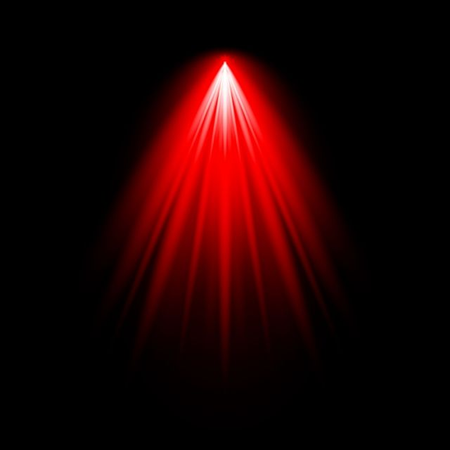 Sunlight Red Light Effect Spotlight Illuminated Vector Illustration Spotlight Clipart Abstract Art Png And Vector With Transparent Background For Free Downlo Light Red Vector Illustration Backdrops Backgrounds
