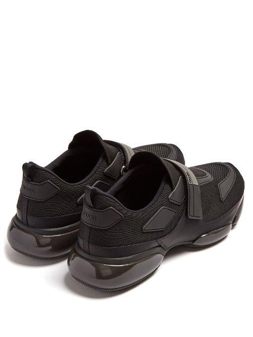 94f27b85f4d13 Prada Cloudbust knit trainers | Shoes | Shoes, Prada, Balenciaga ...