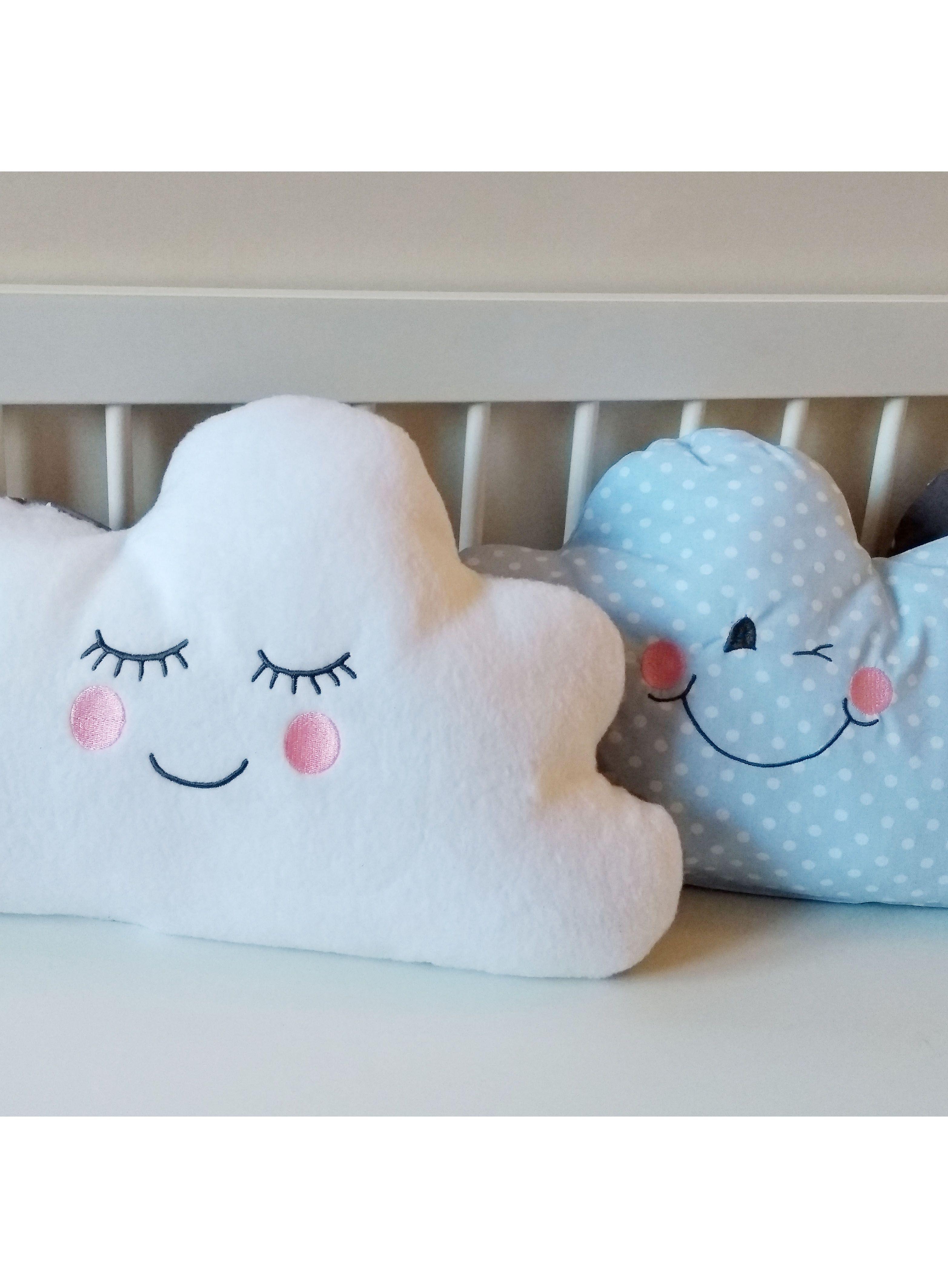 Wolkenkissen Sleepy Kuschelkissen Viele Farben Wolke Kissen Weich