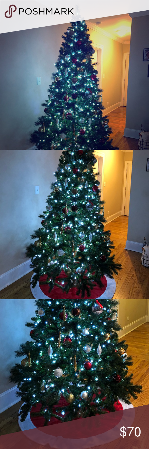Christmas Tree 7.5ft Artificial Tree. Purchased from