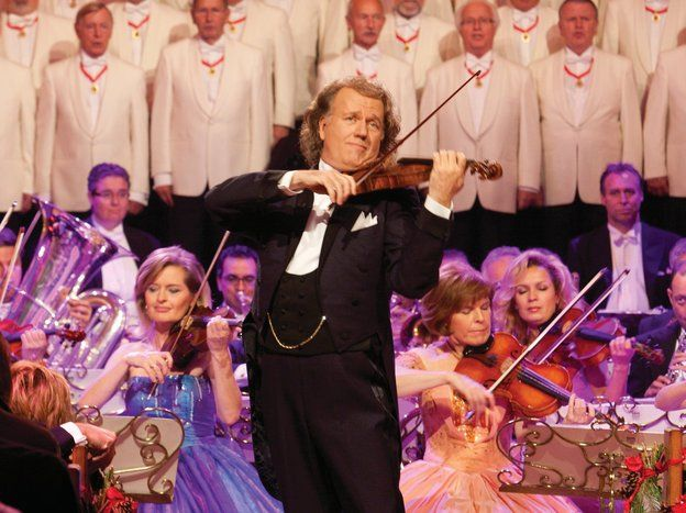 Andre Rieu On The Allure Of The Waltz Andre Rieu Andre