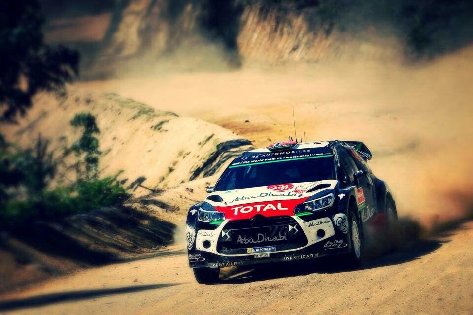 DS3 WRC Rallye Portugal 2015