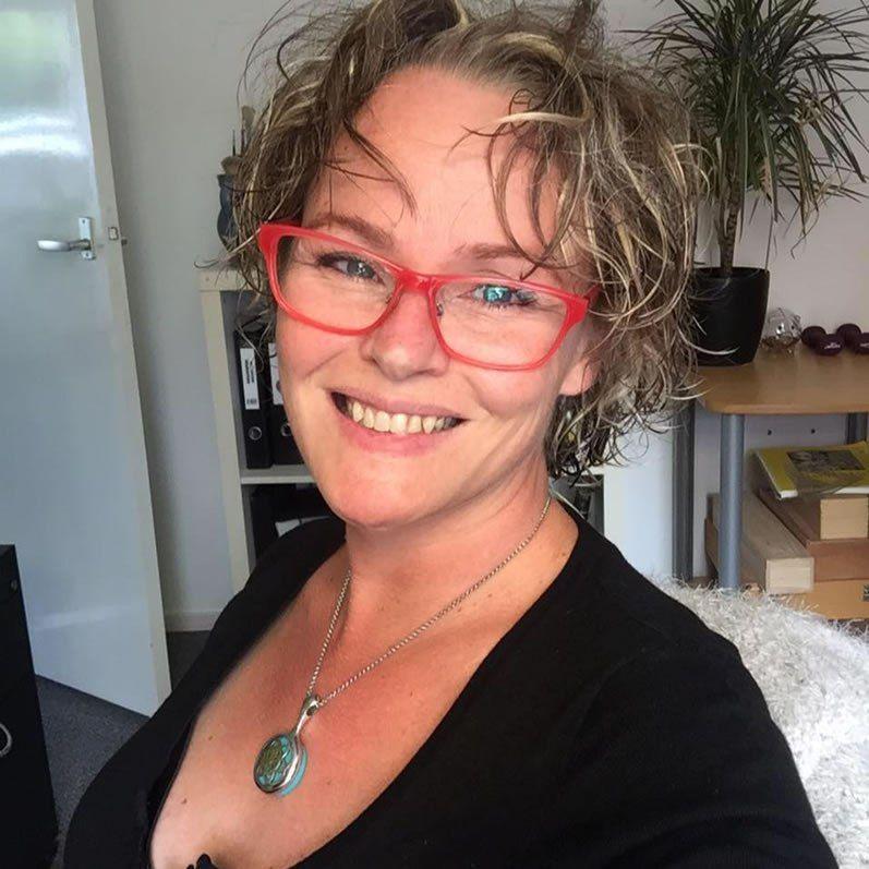 Anne-Mieke Bovelett - 30 kilo lichter