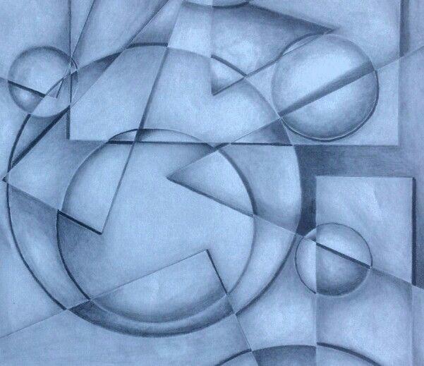 Shape 2d Art Drawing