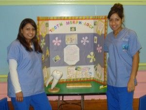 Dental Assisting Students Visit Daycare Children To Teach The