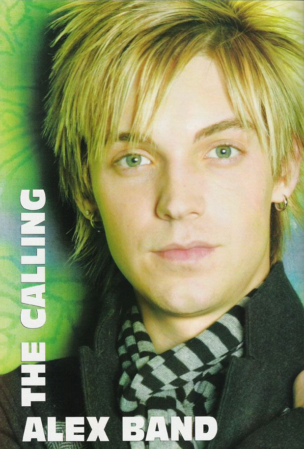 Alex Band, The Calling  #WesternFashion #RockStyle