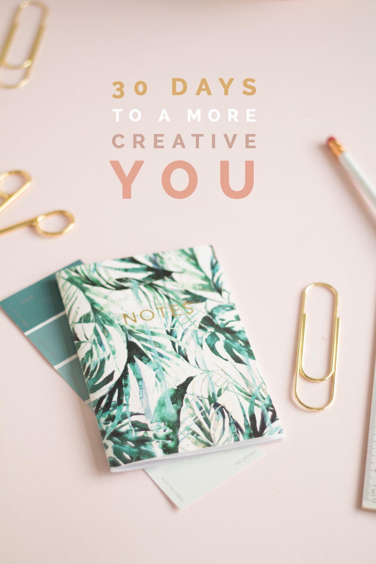 30-дневный творческий конкурс с Fall For DIY