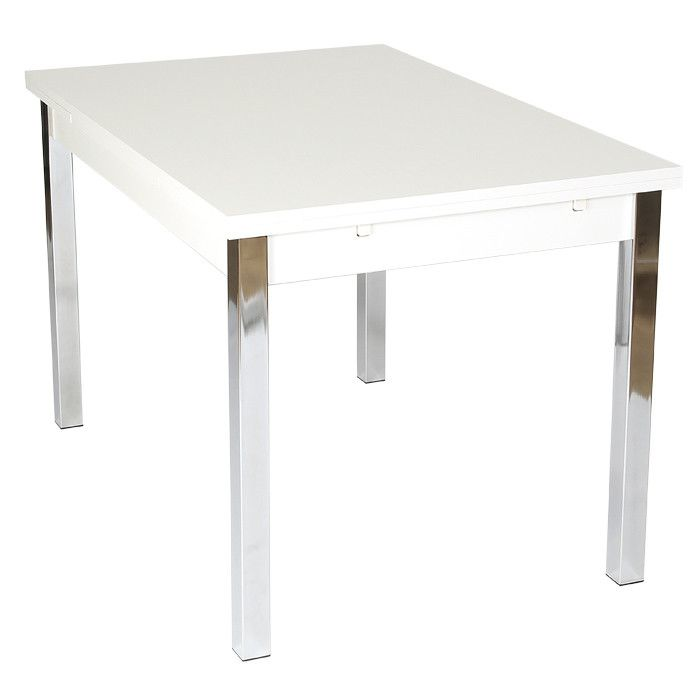 House Additions Debecke Extendable Dining Table