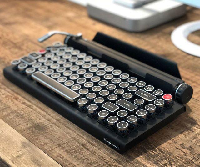 Steam Punk Typewriter Keyboard Caps - pinphotos info