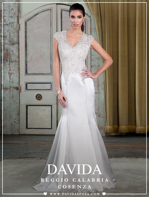 Nel Demetrios Sposa Collezione Davida Atelier 2016 Nostro A4q3L5Rj