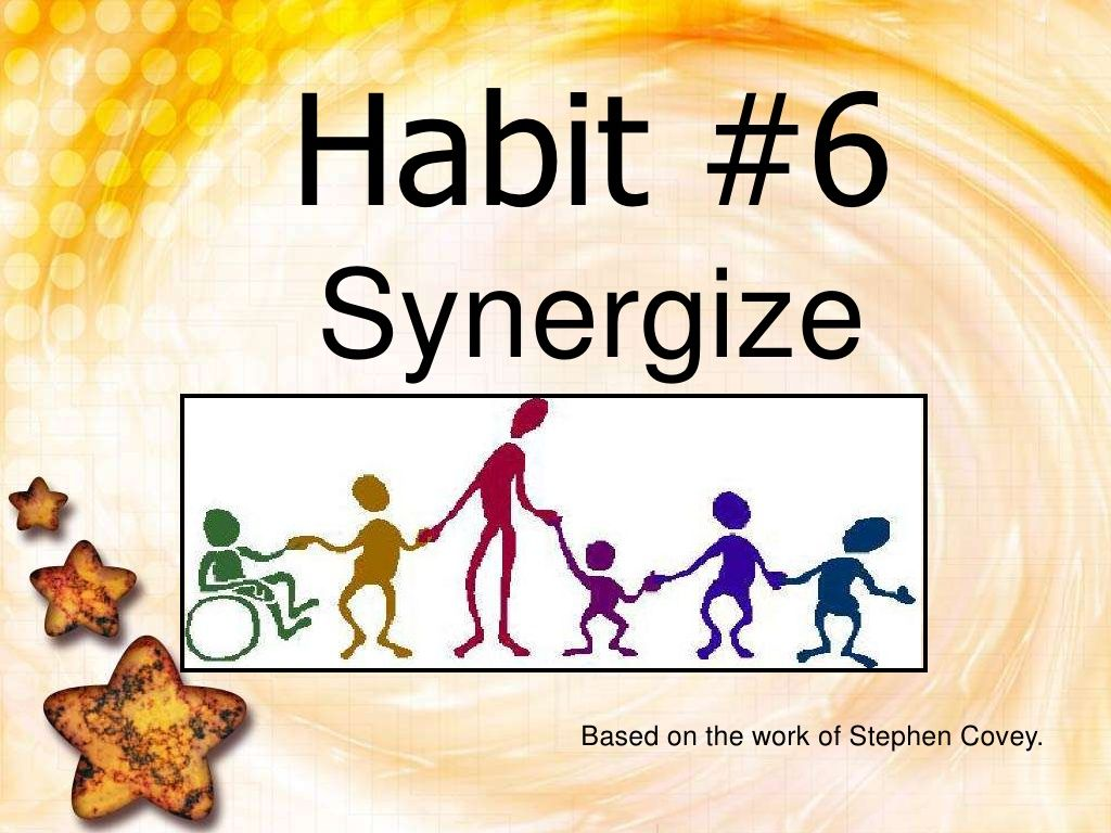 Synergize By Danielleisathome Via Slideshare