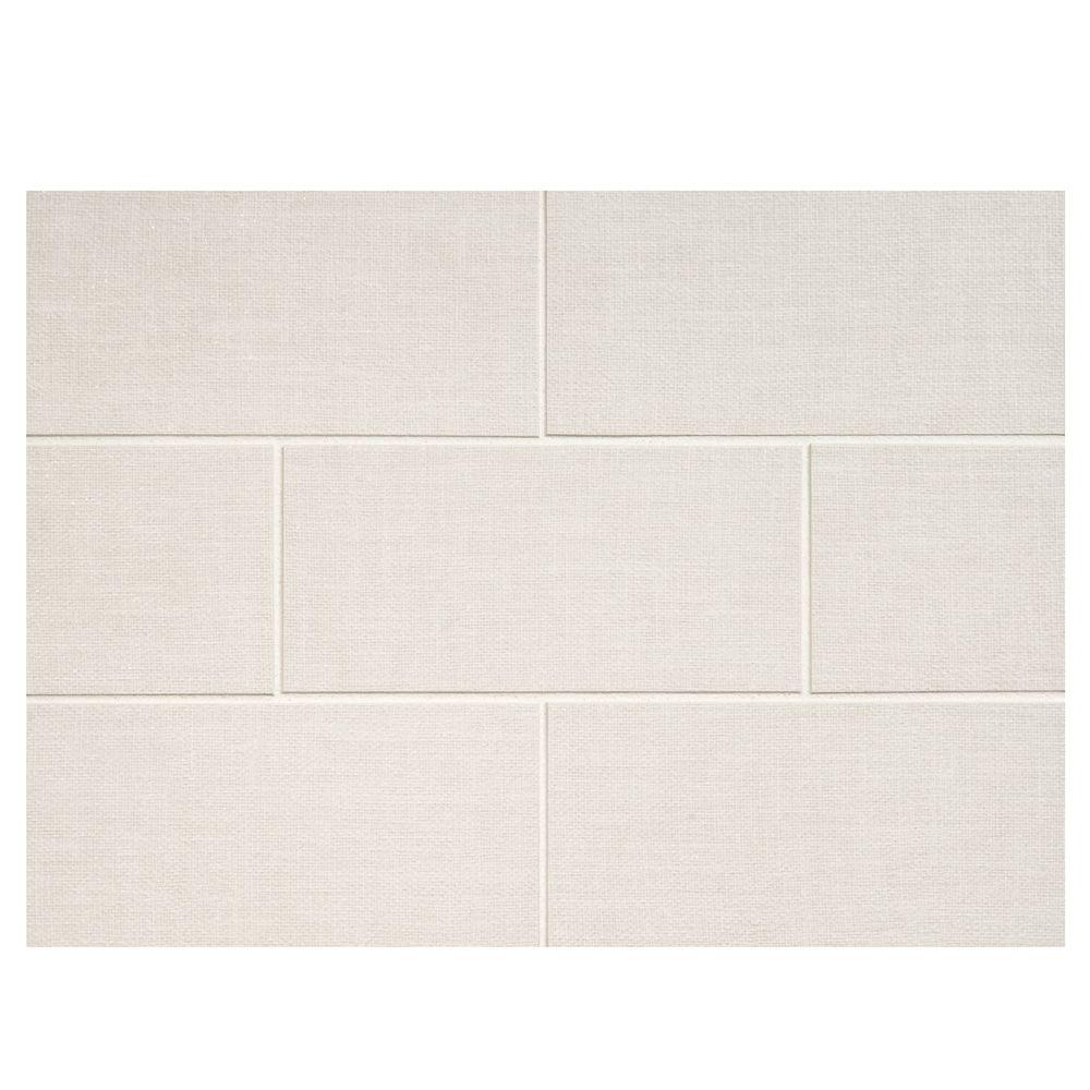 Complete Tile Collection Sensato Porcelain Snoh Textured Rectified 3 X 6 Subway Mi 226 P2 800 215 Color