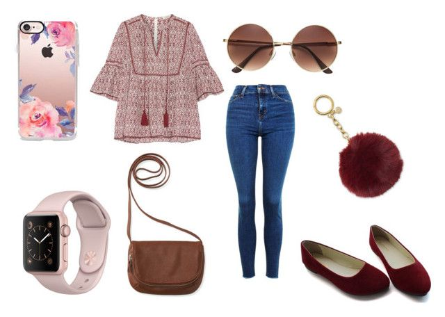 """""""🍄🌷🐙🎈🌹🌆🌋"""" by bianca-salazar97 ❤ liked on Polyvore featuring Talitha, Topshop, Michael Kors, Aéropostale and Casetify"""