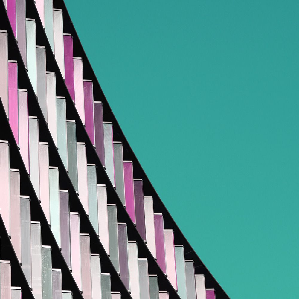 Nicholas Goodden, Minimal Architecture Photography. (With