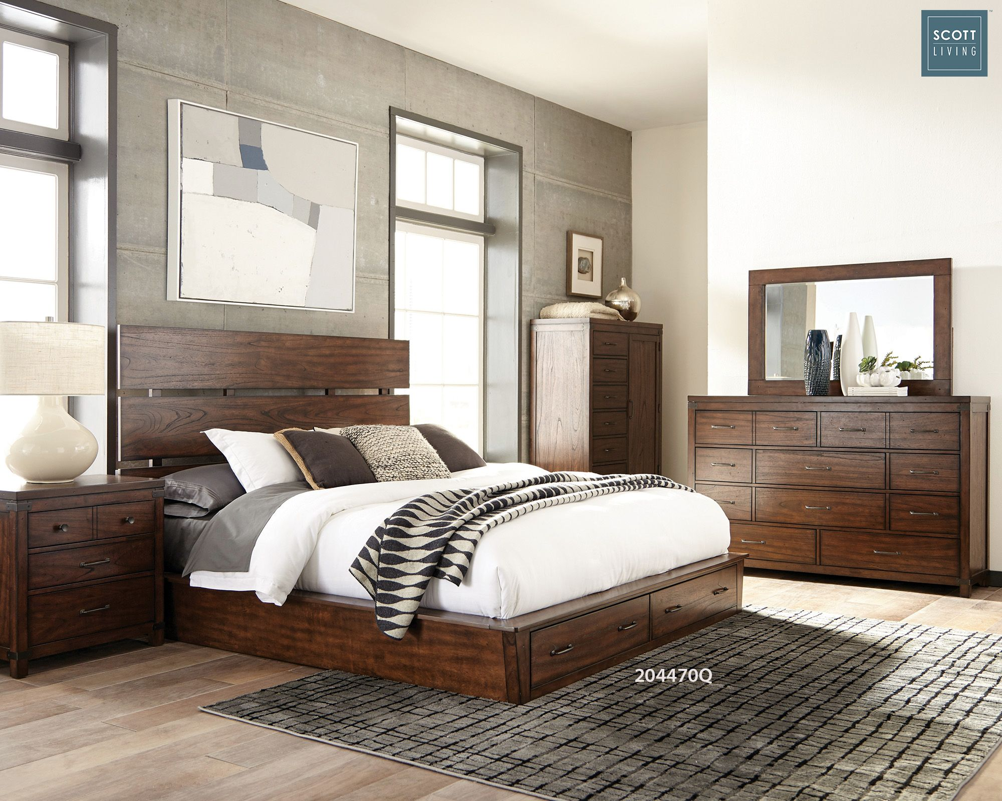 Scot Living Saturday Alert Product Feature The Matheson Bedroom Collection This Transitio Bedroom Sets Queen Bedroom Set California King Bedroom Sets