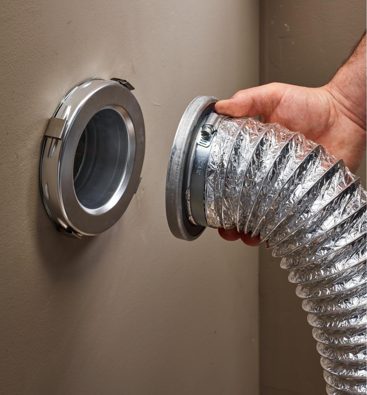 MagVent Dryer Vent Connectors in 2020 Indoor dryer vent