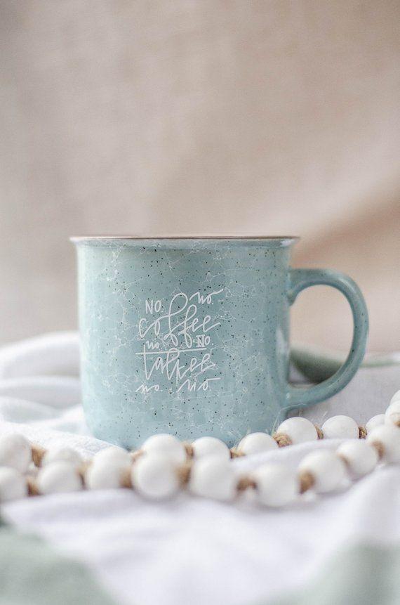 Big Coffee Mug Campfire Mug Rustic Mug Cute Coffee Cup Ceramic