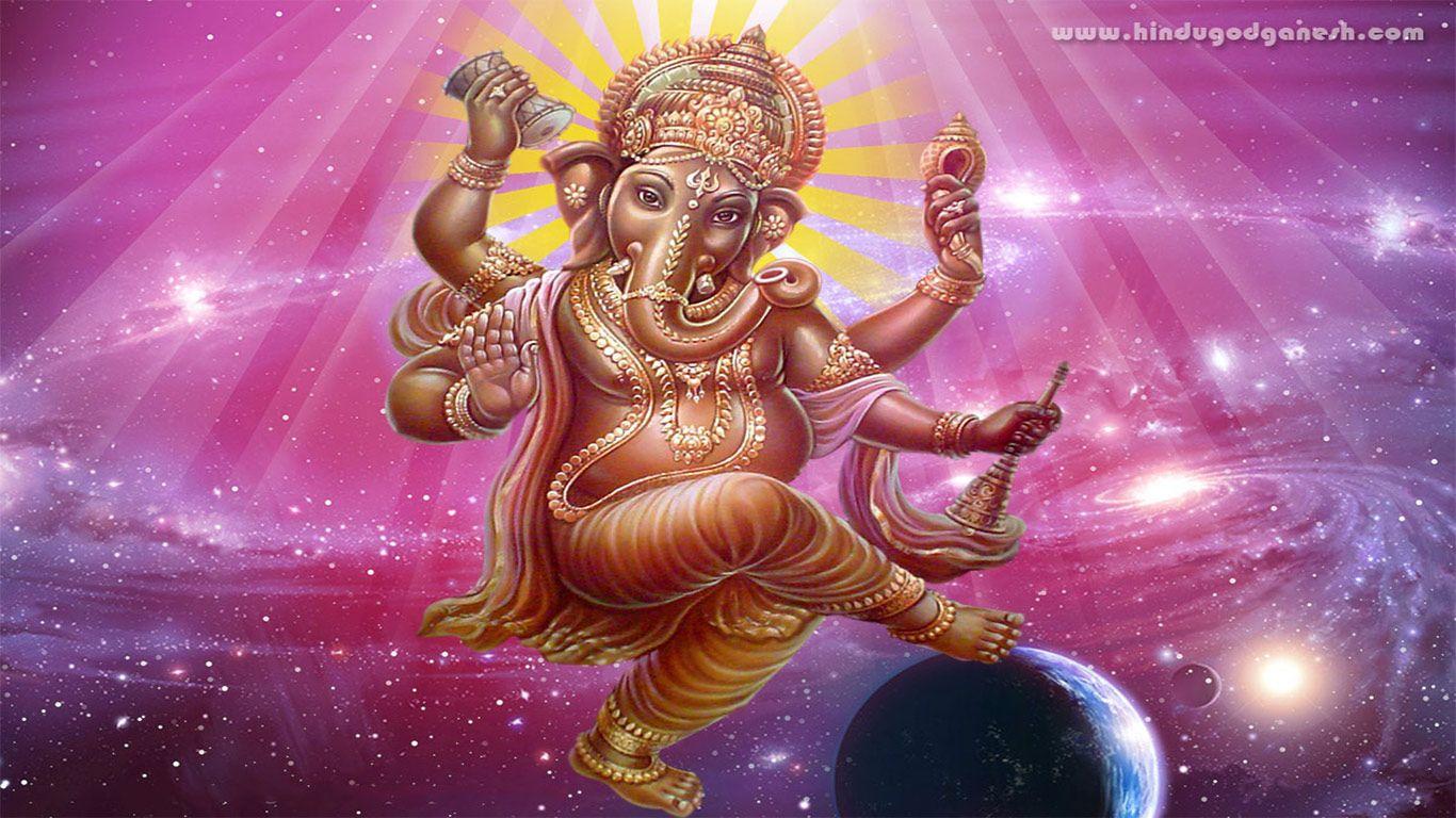 God Ganesh Hd Wallpaper