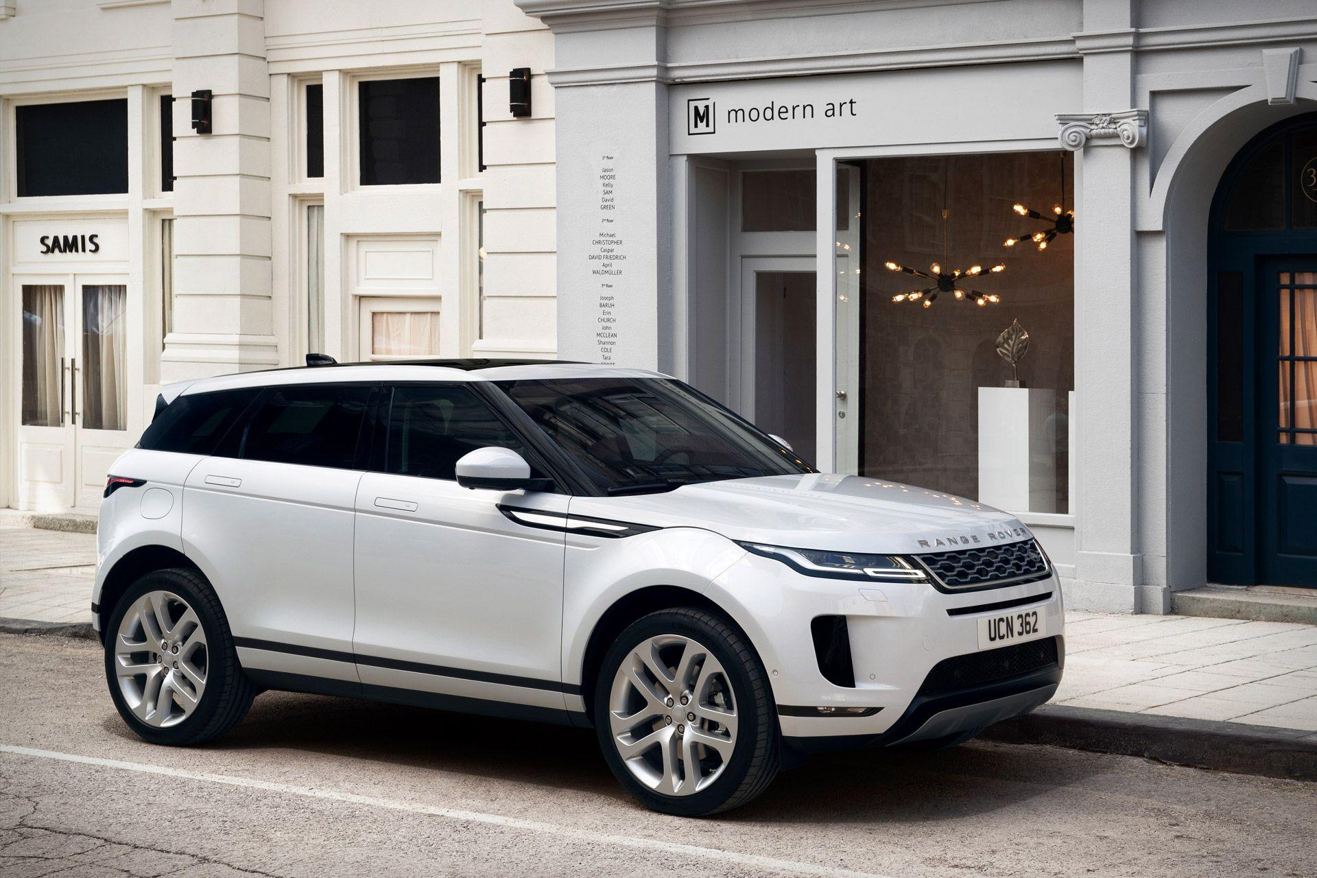2020 Range Rover Evoque New Range Rover Evoque Range Rover Evoque Luxury Cars Range Rover