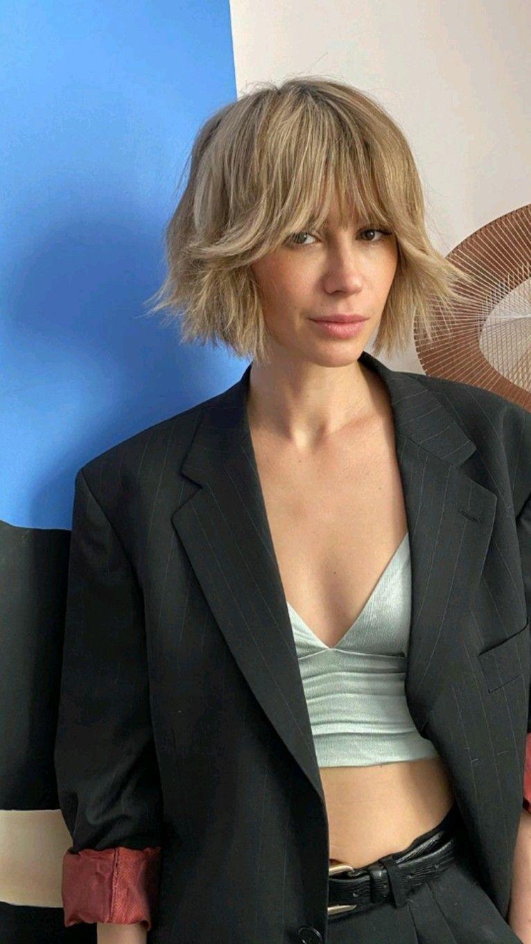 Diana Payton on client Olga Legoshina