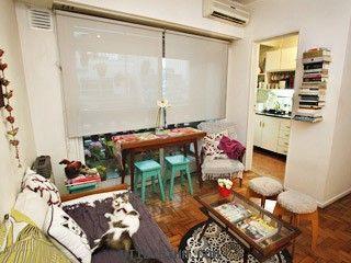 decoracin grandes ideas espacios chicos dos ambientes para vivir y trabajar utilisima