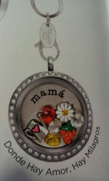 Spanish plates and charms available! For more information contact Yvonne at charmsrus.origamiowl.com.