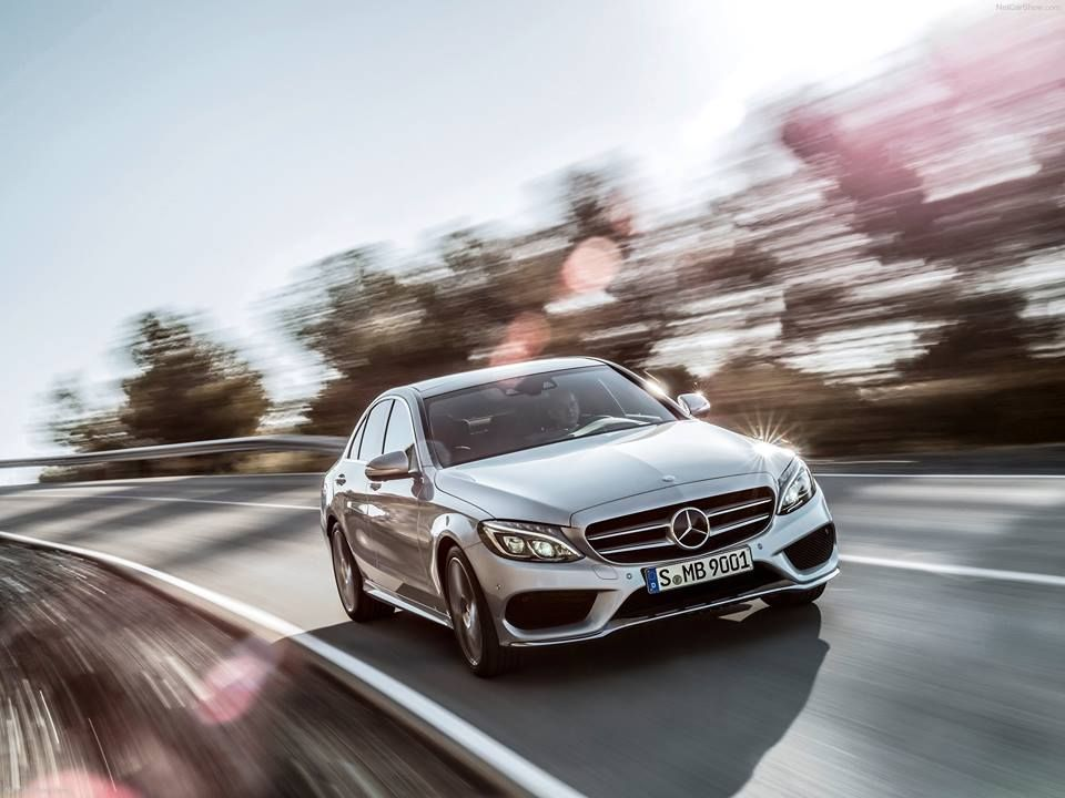 The allnew 2015 MercedesBenz SClass is the perfect