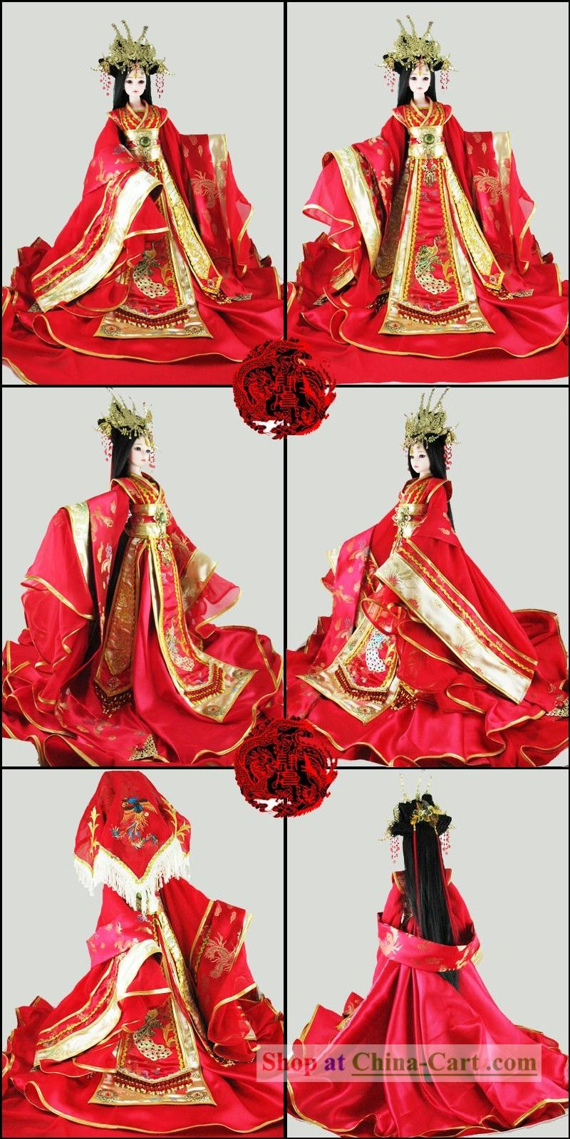 marriage ancient china Although chinese marriage customs are changing and developing all the time, the atmosphere created during the wedding is invariant - being ceremonious, enthusiastic, jubilant and auspicious.
