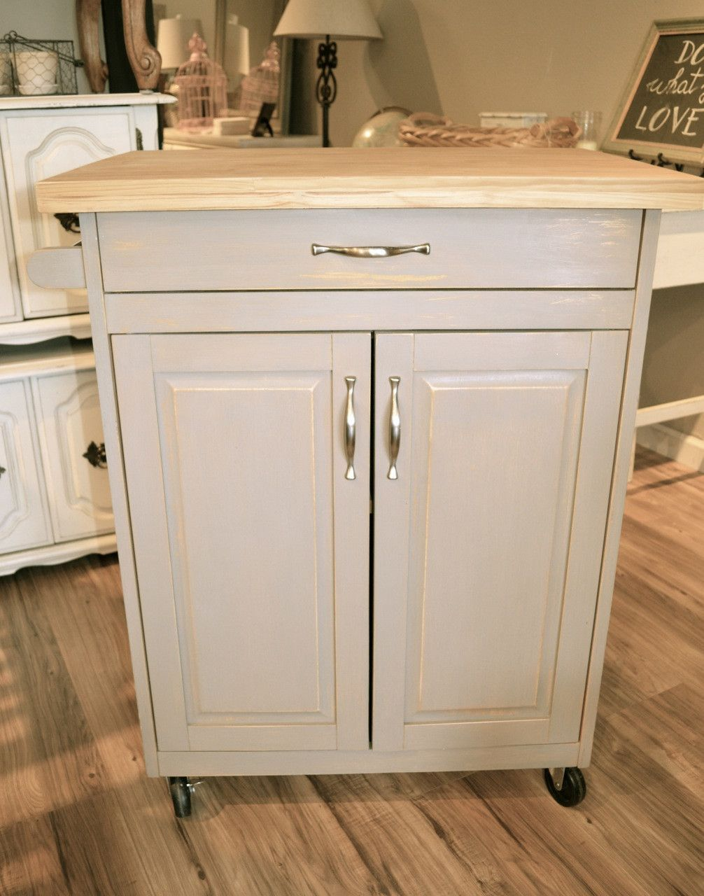 Grey Kitchen Island | Products | Pinterest