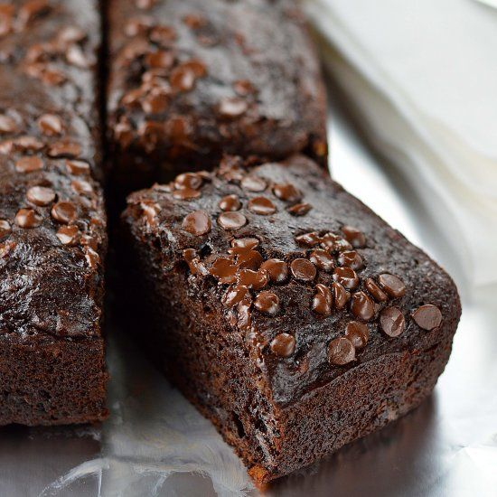 Moist Banana Cake Recipe With Oil: This Healthier Double Chocolate Banana Cake Is Incredibly