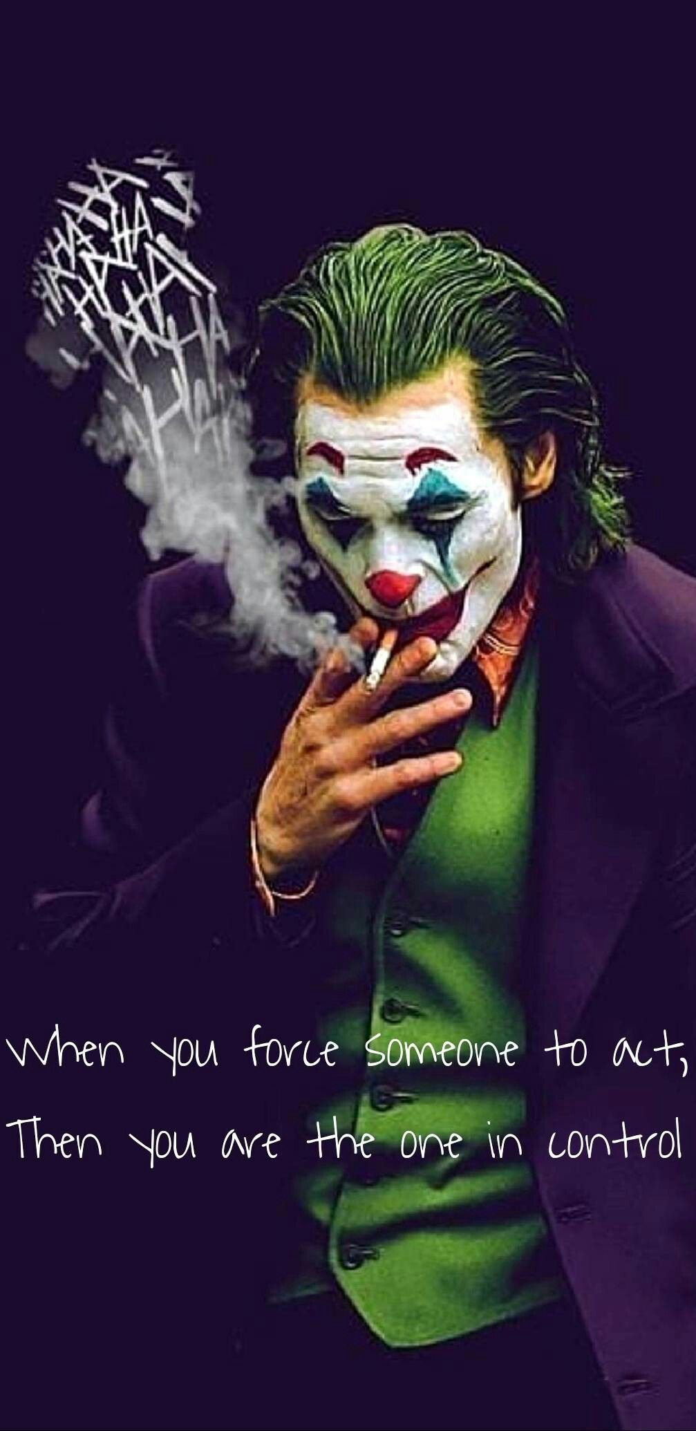 Pin by WALLPAPERS on attitude quotes in 2020 Joker