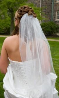 How to Make a Wedding Veil | Lovely Wedding Ideas | Pinterest ...