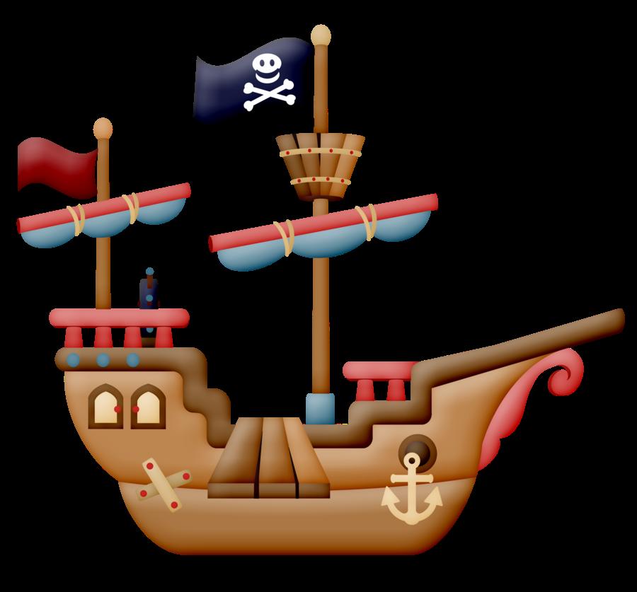 Http Rosimeri Minus Com Md83laqtiygna Clipart Boy Cartoon Pirate Ship Kids Pirate Party