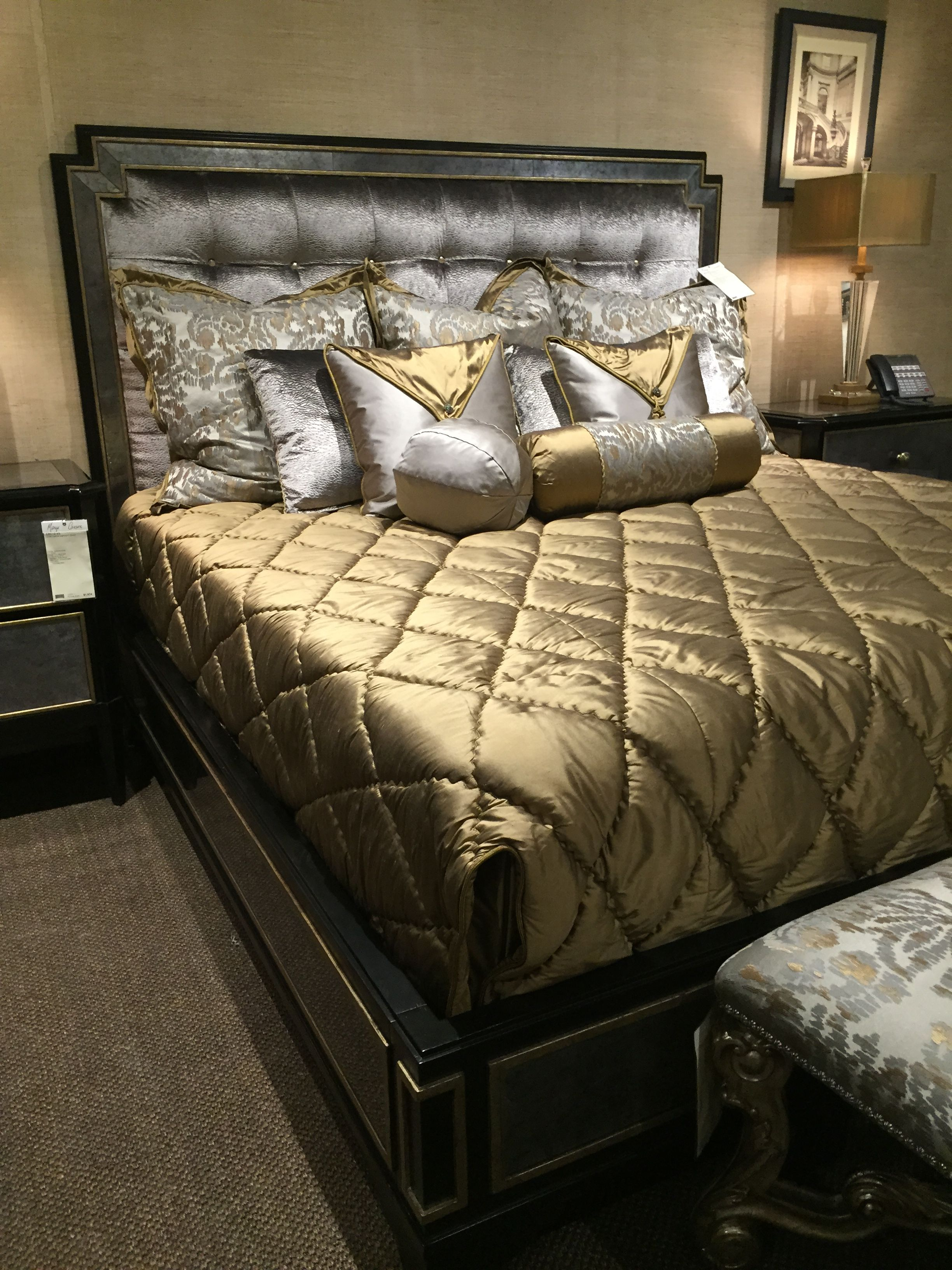 Marge Carson Bedroom Furniture From The Bedding To The Actual Bedthis Marge Carson Bedroom