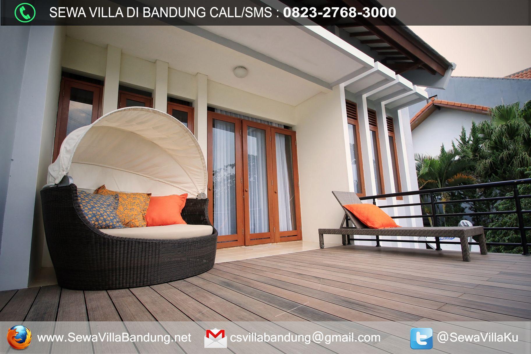 Pin di HP 0823.2768.3000 Sewa Villa Di Dago Pakar, Bandung