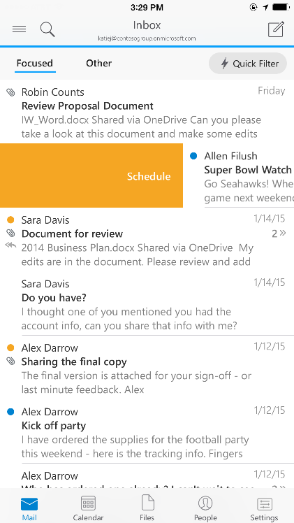 322b02086cba0f81cbf5f5fb75cdc5ac - How To Get My Microsoft Outlook Email On My Iphone
