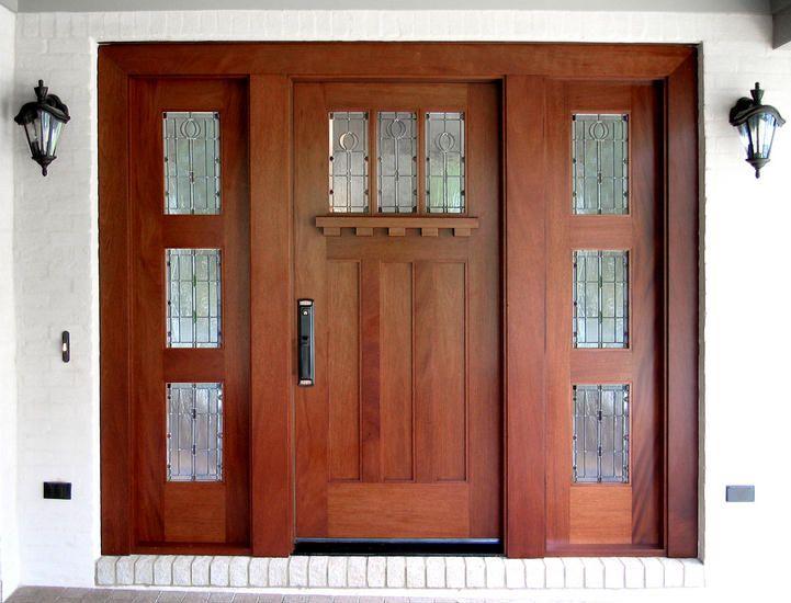 21 Stunning Craftsman Entry Design Ideas Doors Pinterest Doors