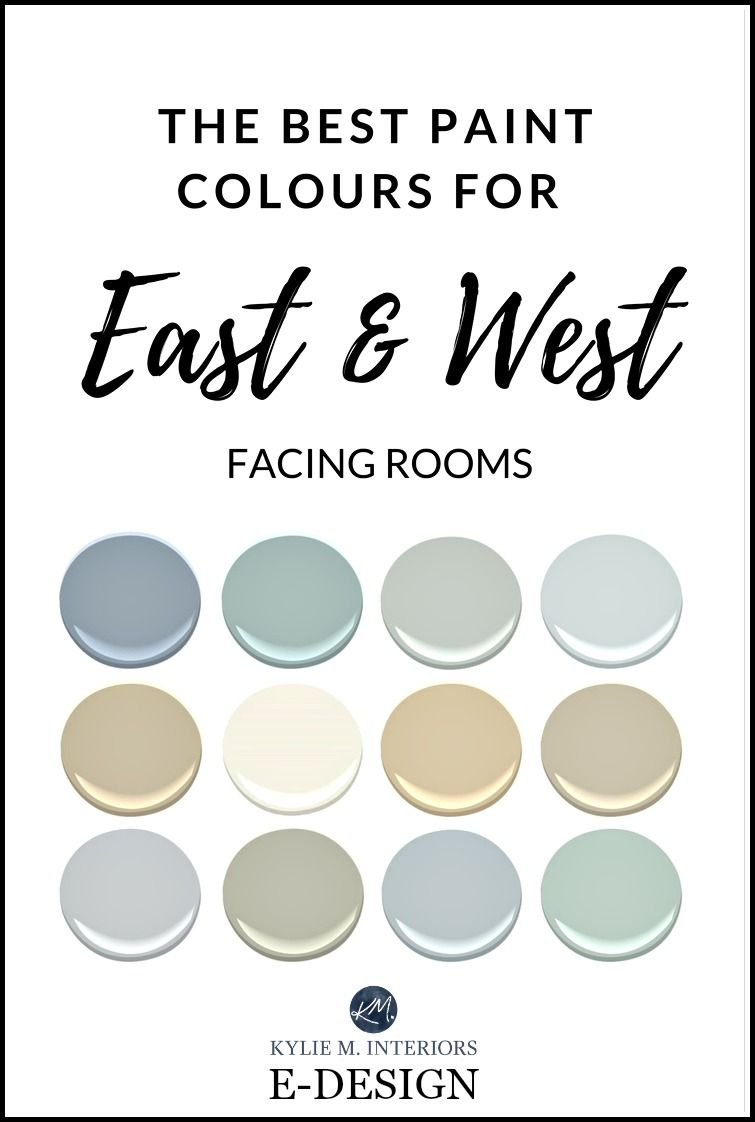 The Best Paint Colours For East Facing Rooms Color Advice Best