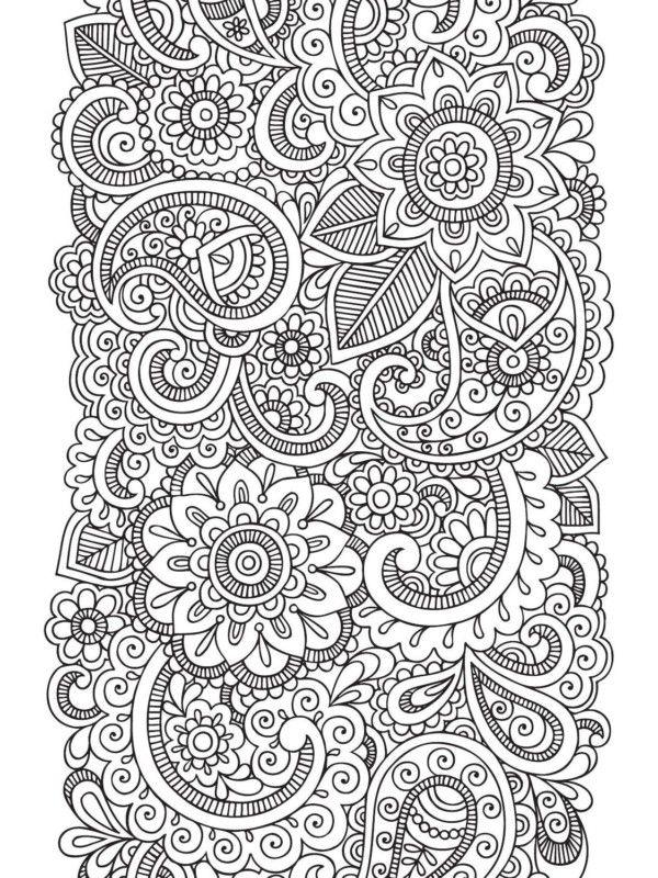 196 Dibujos de Mandalas para Colorear fáciles y difíciles ...